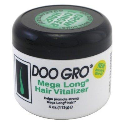 Doo Gro Mega Long Hair Vitalizer 4oz (3 Pack) by Doo Gro