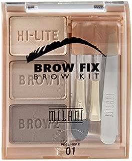 Milani Brow Fix Kit, Light