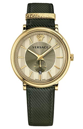 Versace VBQ030017 V-Circle Mens Watch