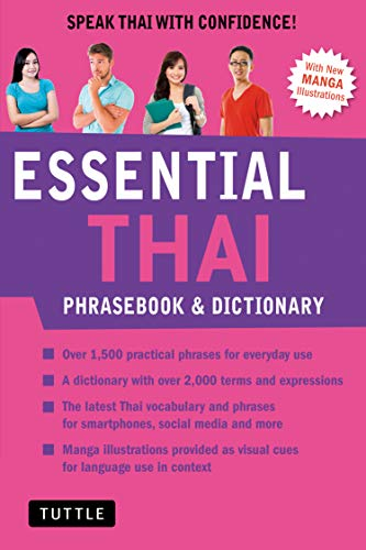 Essential Thai: Speak Thai With Confidence! (Thai Phrasebook & Dictionary) (Essential Phrasebook and Dictionary Series)