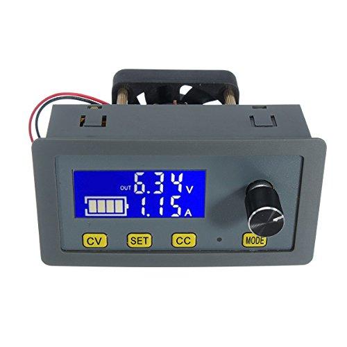 Tutoy 6V-32V À 0-32V W/Fan 5A LCD Digital Step Down Alimentation Réglable