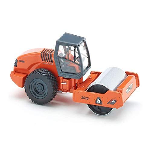 XHAEJ Modelo de automóvil Modelo de fundición Modelo de automóvil Modelo de aleación de automóviles Modelo de Coche Rodillo de Carretera Simulación Chico niño Colección Toys Regalo para niños