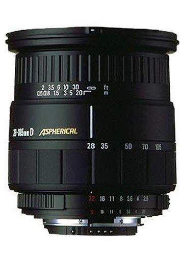 Sigma 28-105/2,8-4 IF aspherical Objektiv für Canon