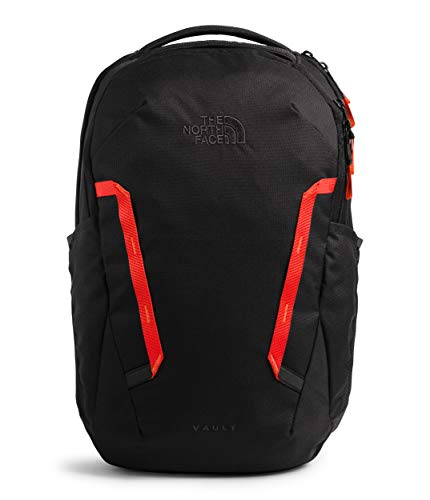 The North Face Women's Vault Backpack, TNF Black/Flare, OS