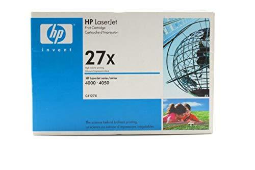 HP original - HP - Hewlett Packard LaserJet 4050 N (27X / C4127X) - Toner schwarz - 10.000 Seiten
