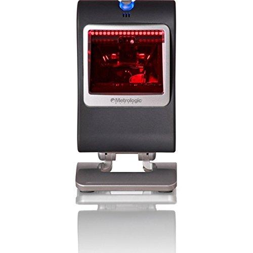 Honeywell 2D Barcode-Scanner Genesis 7580 G Imager Silber, Schwarz Desktop-Scanner (Stationär) USB