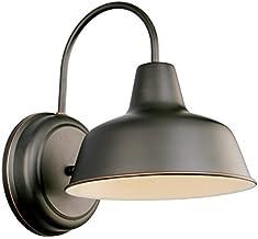 Design House 519504 Mason 1 Light Wall Light, Oil Rubbed Bronze [並行輸入品]