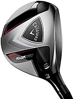 Callaway Razr Fit Fairway Wood 3 Wood 3W UST Mamiya ProForce V2 7 Graphite Stiff Right Handed 43.25in