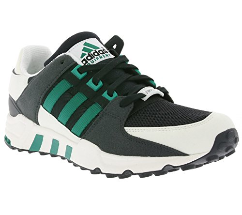 Adidas Equipment Running Support, Core Black/Sub Green/White Vapour