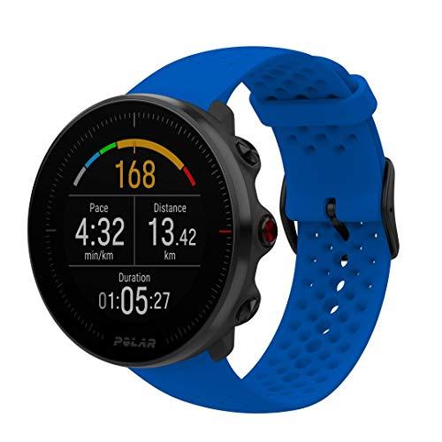 Polar Vantage M -Reloj con GPS y Frecuencia Cardíaca - Multideporte y programas de running  - Resistente al agua