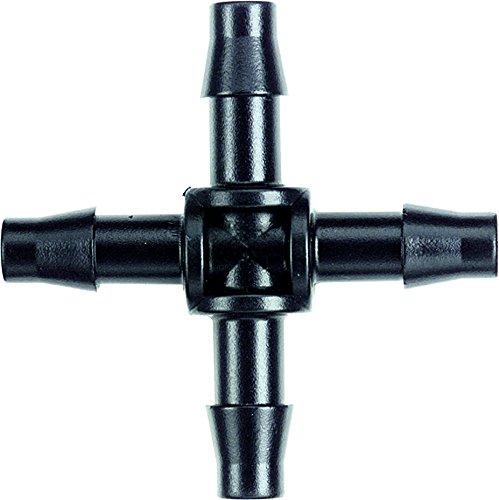 Antelco 10 x micro-irrigation croix 4 mm (Amazon).