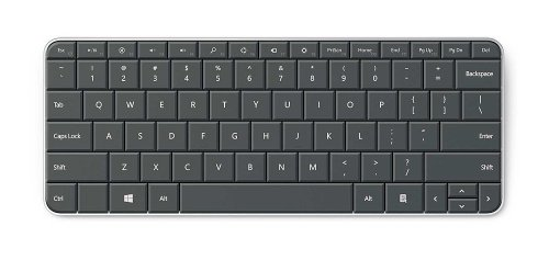 Microsoft Wedge Mobile Tastatur (ur-00001)
