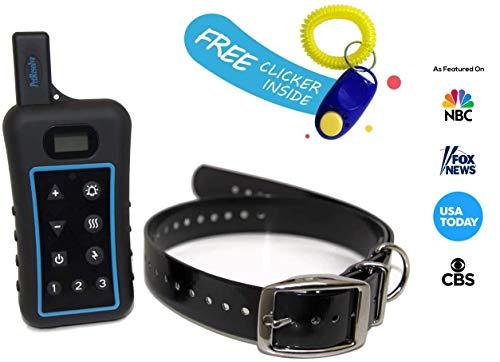Pet Resolve Remote Control Dog Training Collar
