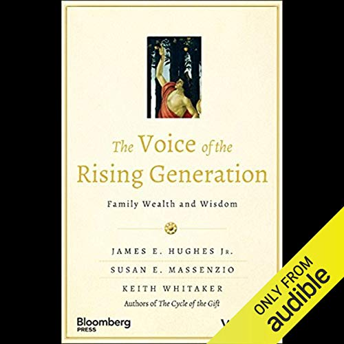 The Voice of the Rising Generation Titelbild