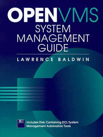 Open VMS System Management Guide