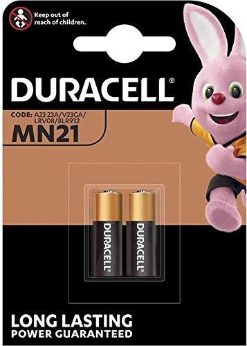Duracell Pila Modelo A23, 12,0V, Alkaline