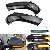 Retrovisor luces indicadoras de giro de intermitentes LED dinámicas para Golf 5 GTI V MK5 Je tta Passat B6 B5.5 Eos Sharan Superb Alhambra