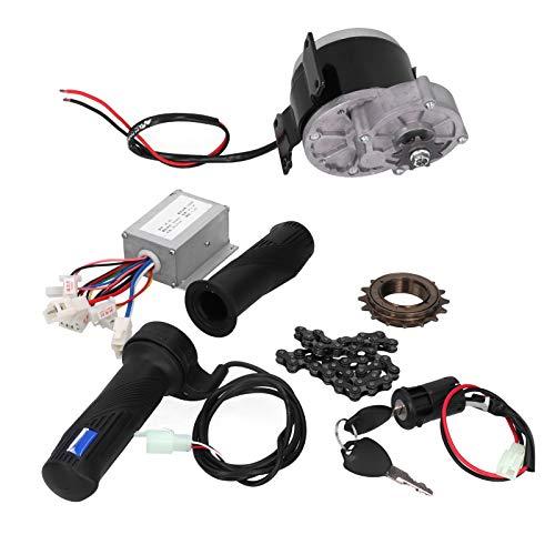 Jingyig Kit de Controlador de Motor, Kit de conversión eléctrica de 24 V 250 W, para Bicicletas de Bricolaje, triciclos