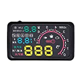OKOS Digital Head-up Car Hud Display with over Speed Alarm for All Vehicle