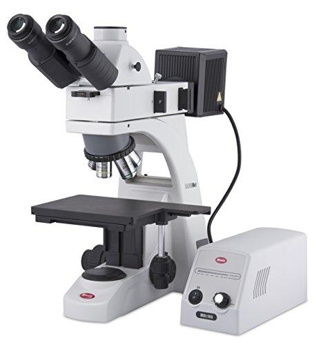 Mikroskop Motic BA-310 MET Trinokularen Metallografisch
