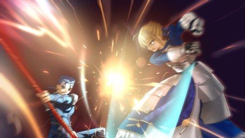 Fate/staynight[RealtaNua](特典:「とびたて!超時空トラぶる花札大作戦」&「とびだせ!トラぶる花札道中記」DL用プロダクトコード同梱)-PSVita
