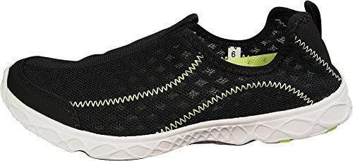 NORTY - Slip-On Water Shoes for Women for Water Sports and Water Aerobics - Protective Soles - Lightweight