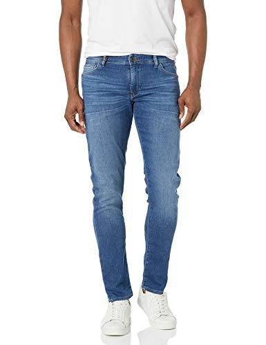 Armani Exchange Denim Jeans, Indigo Azul Vaquero, 34 para Hombre