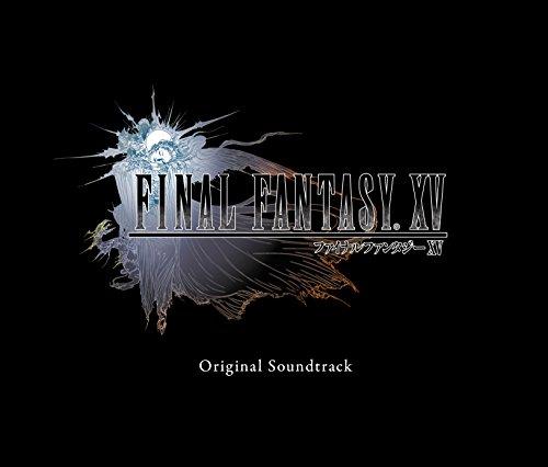 『FINAL FANTASY XV Original Soundtrack【CD通常盤】』のトップ画像