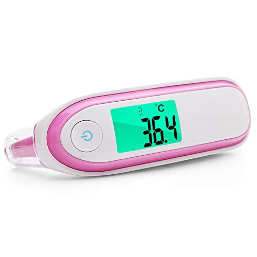 Andifany TermóMetro Infrarrojo Digital Lcd Para BebéS Temperatura...