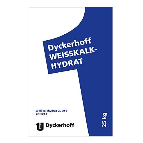 Dyckerhoff Weisskalkhydrat Cl 90 S gelöscht 25kg