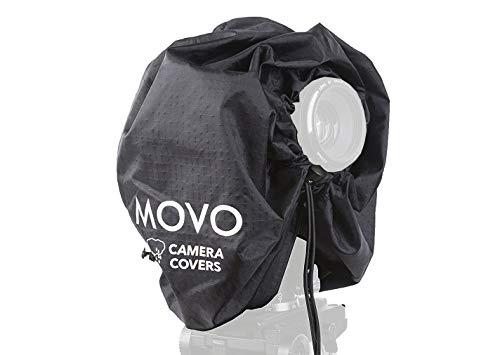 Movo CRC11 Camera Rain Coat Rain Cover for DSLR Cameras and Mirrorless Cameras and...