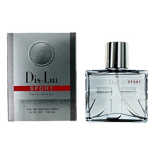 Dis Lui Sport by YZY, 3.4 oz Eau De Perfume Spray for Men