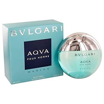 Bvlgari Aqva Marine Pour Homme by Bvlgari 3.4oz New with box