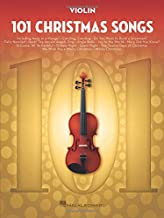 101 Christmas Songs: for Violin