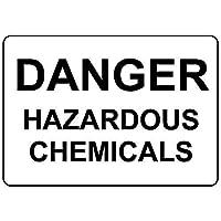 危険な危険化学物質 メタルポスタレトロなポスタ安全標識壁パネル ティンサイン注意看板壁掛けプレート警告サイン絵図ショップ食料品ショッピングモールパーキングバークラブカフェレストラントイレ公共の場ギフト