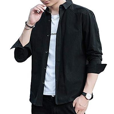 メンズ 長袖シャツ おおきいサイズ