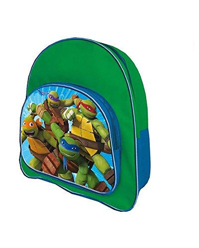 Tortugas Ninja 2018 Mochila Infantil  35 cm  Multicolor