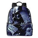 Star Darth Vader Wars - Mochila escolar con diseño de anime