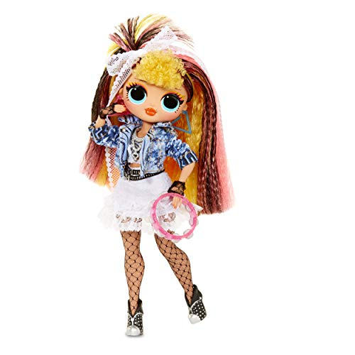 L.O.L. Surprise! O.M.G. Remix Pop B.B. Fashion Doll – 25 Surprises with Music