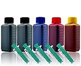 500ml Nachfülltinte Refillset Druckertinte für HP-Druckerpatrone 364 364XL