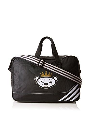 adidas Boston Bear Bag Sac à bandoulière Noir/blanc