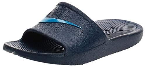 Nike KAWA Shower (GS/PS), Zapatillas de básquetbol, Midnight Navy/Laser Blue, 36 EU