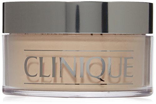 Clinique Blended Face Powder plus Brush, No. 08 Transparency Neutral, 1.2 Ounce