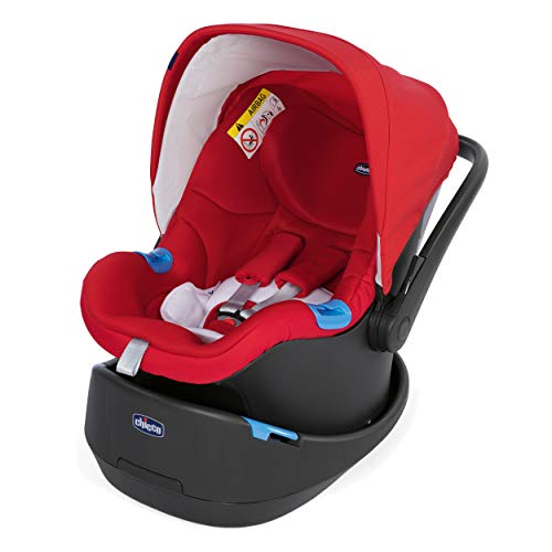 Chicco 07079594640000 Babyschale Oasys 0 plus, rot