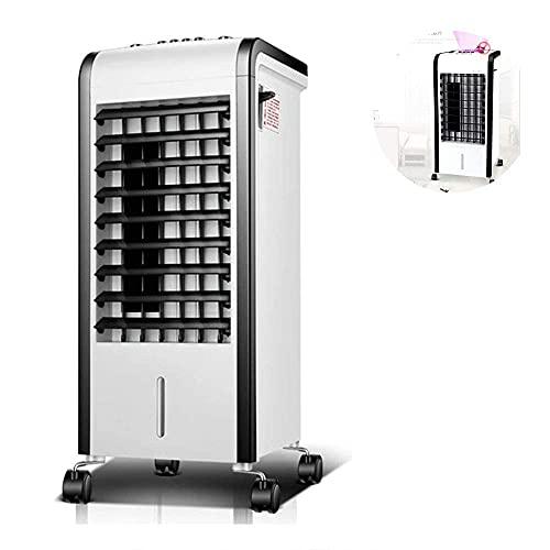 Condizionatori Aria condizionata Ventola Aria Calda macchina vento uso domestico Mobile Piccolo ventilatore a freddo Unità di refrigerazione Refrigeratore d'aria, raffreddamento riscaldante e riscalda