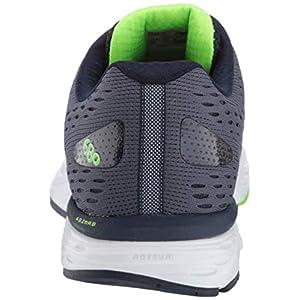 New Balance mens 680 V6 Running Shoe, Pigment/Rgb Green, 10.5 US