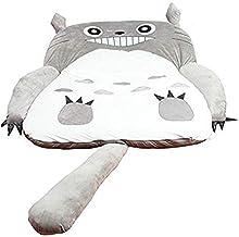 Totoro Tatami Mattress PP Cotton Cartoon Lazy Sofa Bed Sleeping Pad Cartoon Tatami Bedroom Folding Sofa Sleeping Bag Singl...