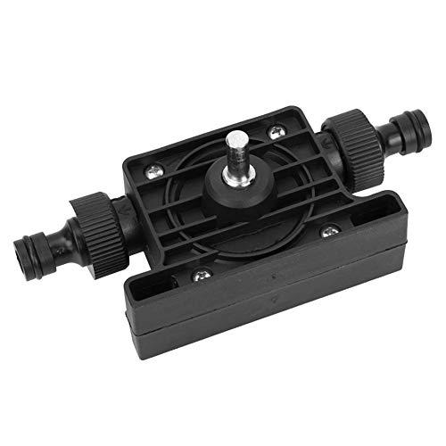 Rockyin Akkuschrauber Pumpe Selbstansaugende Öl-flüssige Wassertransferpumpe