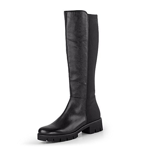 Gabor Shoes Damen Jollys Hohe Stiefel, Schwarz (Schwarz 27), 38.5 EU