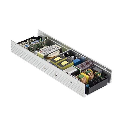 UHP-500-24 – Fuente de alimentación MeanWell – Caja de metal – 500 W / 24 V – Entrada 100 – 240 V CA – by Alimentatorishop